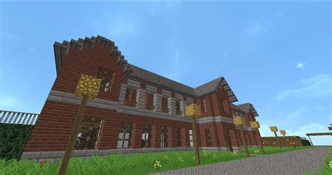 building a farmhouse redwood farm minecraft building inc