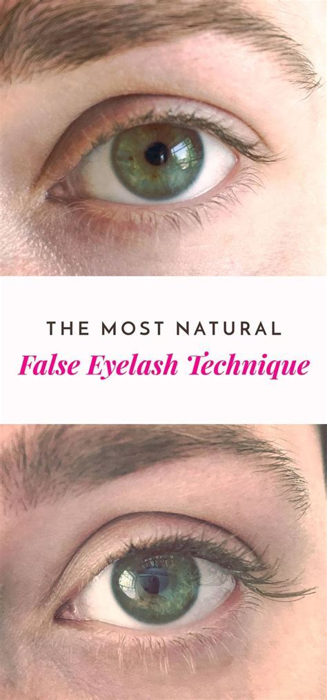 Best 25  Natural false eyelashes ideas only on Pinterest