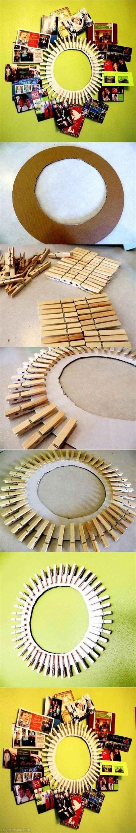 Clothespin Decorations by Diy Creative Clothespin Crafts That Will Impress You