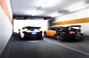 Bugatti Vs Mclaren Mclaren Ps Garage