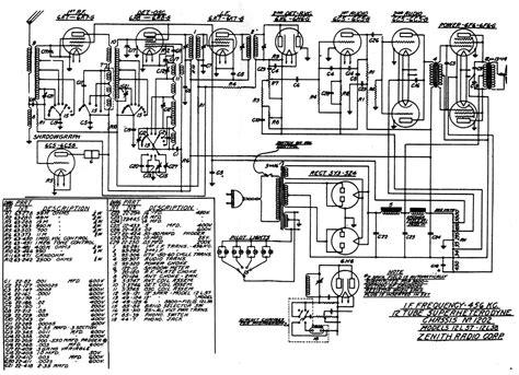 Schematic Drawer by Magnavox Schematic Diagrams Delco Radio Wiring Diagram