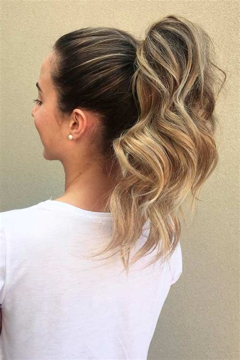 how to wear a ponytail at 40 1743 best hair style images on pinterest beautiful