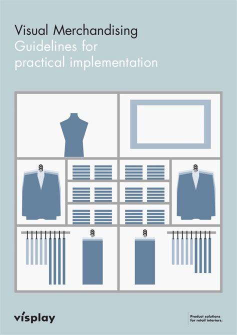 retail layout guidelines visplay visual merchandising guidelines