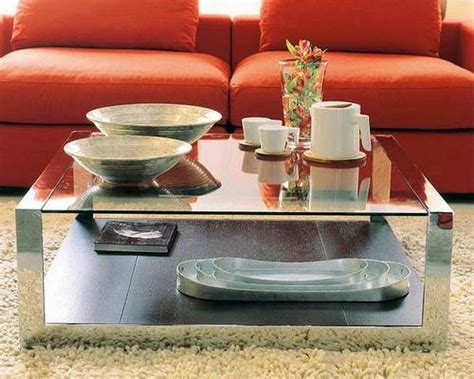 Coffee Table Decorations Glass Table Some Unique Coffee Table Decorating Ideas You Can Inspire