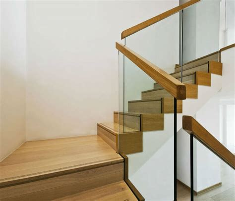 Wood And Glass Banister by 55 Beautiful Stair Railing Ideas Pictures And Designs