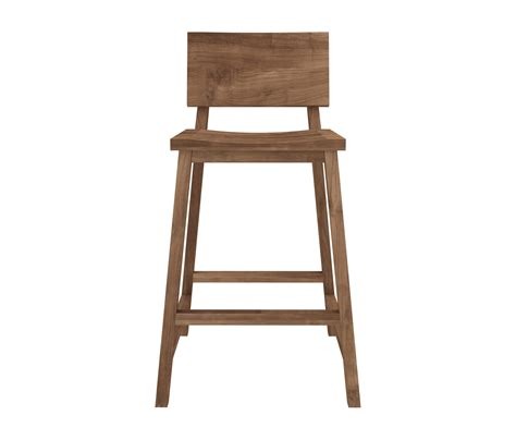 kitchen counter chairs bar stools teak n3 kitchen counter stool bar stools from ethnicraft