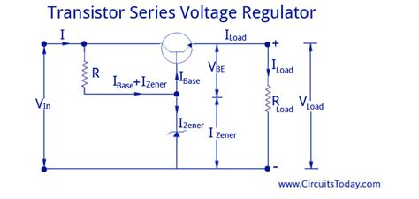 circuit diagram for zener diode as voltage regulator thesamba view topic what is this thing in my wiper circuit