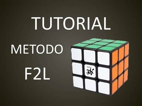 tutorial rubik f2l tutorial metodo fridrich f2l principiantes viyoutube