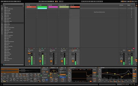 themes for ableton live 9 live 9 0 4 is here free update goes to the disco ableton