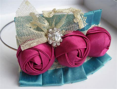 flower tutorial snazziedrawers fabric flower tutorial kennedy
