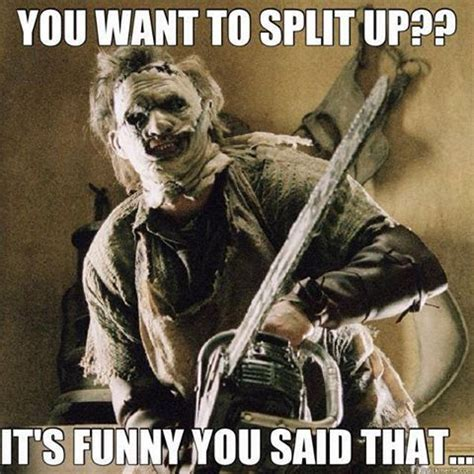Texas Chainsaw Massacre Meme - leatherface memes conference call tonight oct 10 2013
