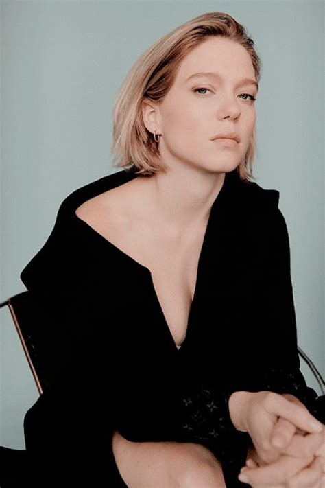 lea seydoux madame figaro 330 best it s not been the same since they dropped pearl