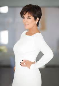 kris jenner haircut back view kris jenner gives away her flawless skin secret in one
