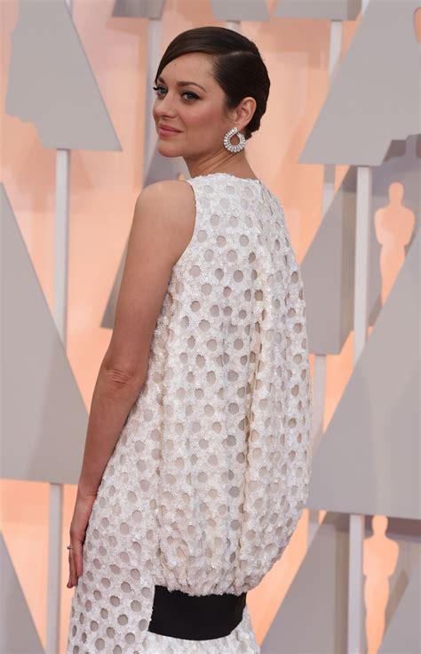 Oscars Carpet Marion Cotillard by Marion Cotillard 2015 Oscars Carpet In