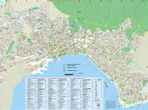 thessaloniki tourist map thessaloniki greece mappery