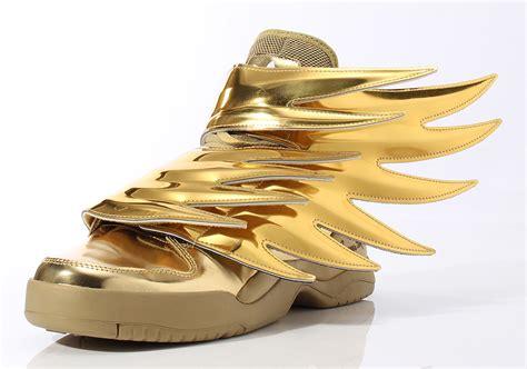 adidas originals wings  gold sneaker bar detroit