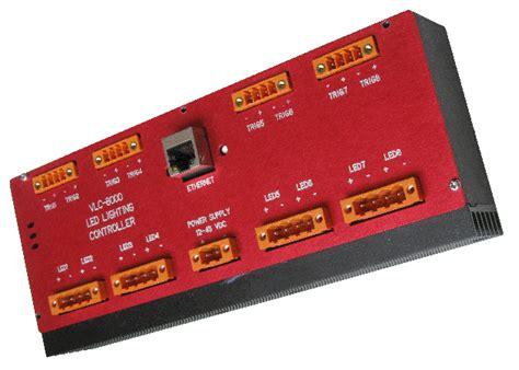 easy light controller vlc 8000 led strobe light controller for machine vision