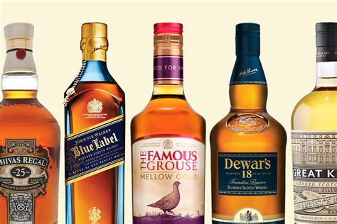 best whiskey 12 best blended scotch whiskies hiconsumption