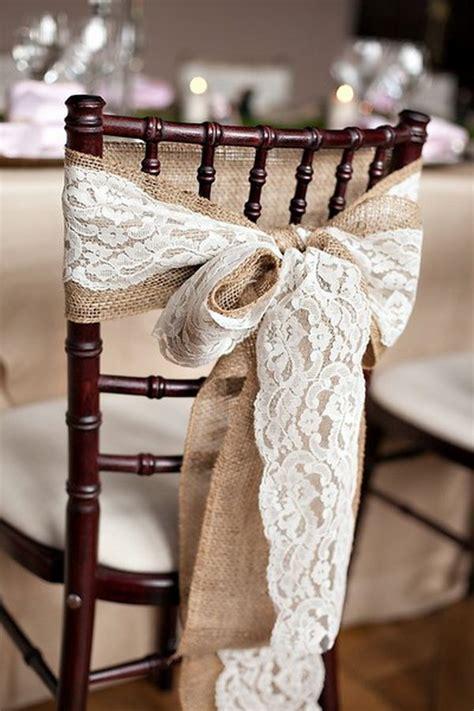 diy wedding chair ideas 50 budget friendly rustic real wedding ideas hative