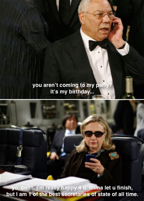 texts  hillary emails  bill   times