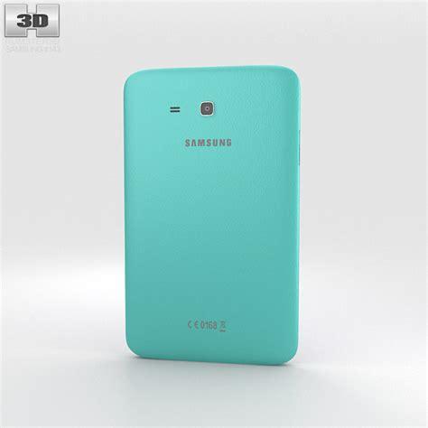 Samsung T111 Galaxy Tab 3 Lite Green samsung galaxy tab 3 lite green 3d model hum3d