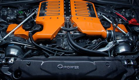 G Power Auto Tuning by Bmw M6 M6 Gpower 730 Ps Seite 1 Pagenstecher De