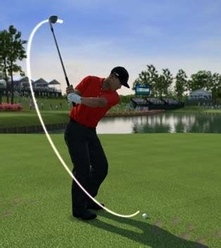 flat golf swing video phil mickelson swing plane