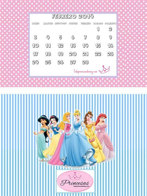 Calendario Disney Calendarios De Princesas Disney Princesas Disney Page 2