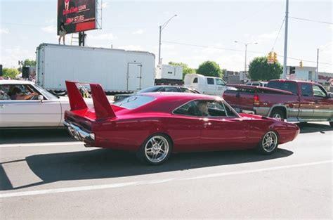 1969 Dodge Charger Daytona Clone 2004 Woodward Dream
