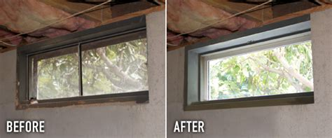 replacing steel frame basement windows window sizes replacement basement windows sizes