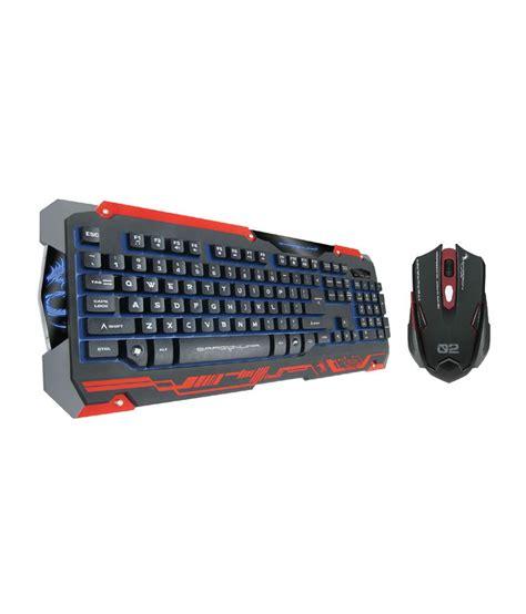 Keyboard War Buy War X Q2 Gaming Keyboard And Mouse Combo