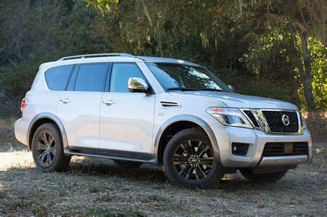 2017 nissan armada exterior 2017 nissan armada interior price release date and review