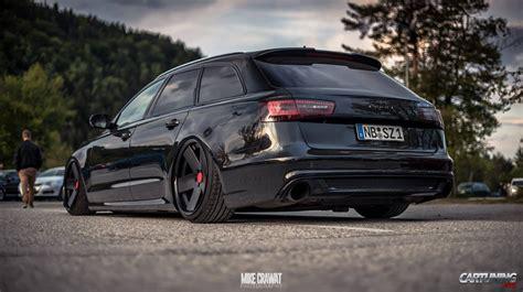 Audi A6 C7 Avant by Stanced Audi A6 Avant C7 187 Cartuning Best Car Tuning
