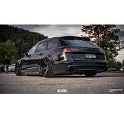 Stanced Audi A6 Avant C7 &187 CarTuning  Best Car Tuning
