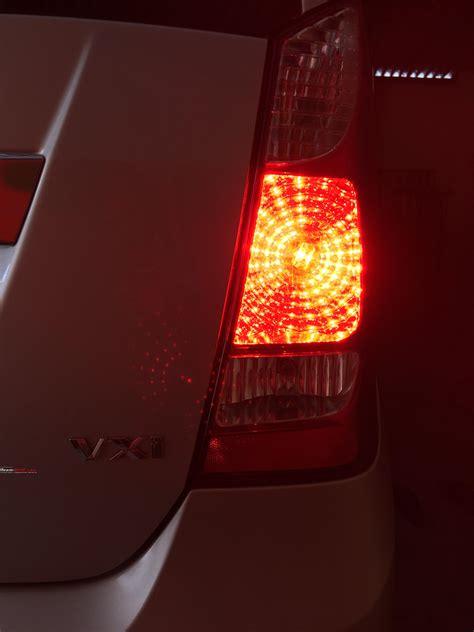 diy install led lights indicators in the maruti