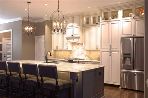 stacked kitchen cabinets platinum kitchens double stacked upper cabinets love