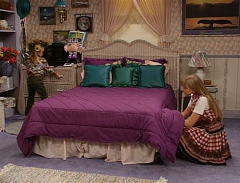 full house bedroom season 8 episode 7 on the road again
