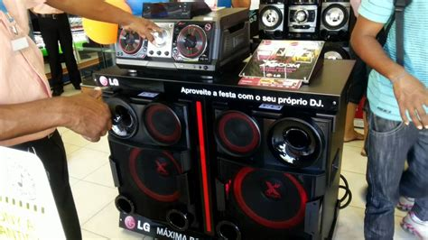 Harga Lg X Boom Cm9730 novo mini system lg x boom cm9730 2000 watts rms
