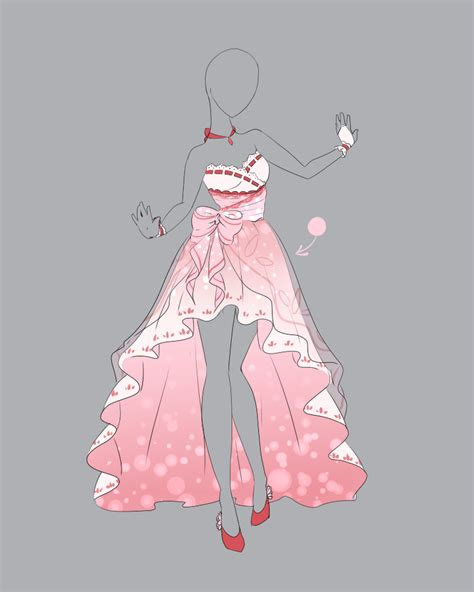 design clothes pinterest outfit adoptable 21 closed by scarlett knight