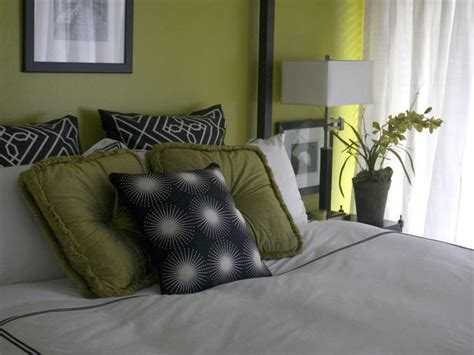 sage green and grey bedroom eclectic bedroom photos hgtv