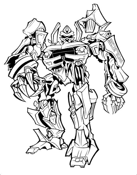 Free Printable Coloring Pages Cool Coloring Pages Transformer Printable Coloring Pages