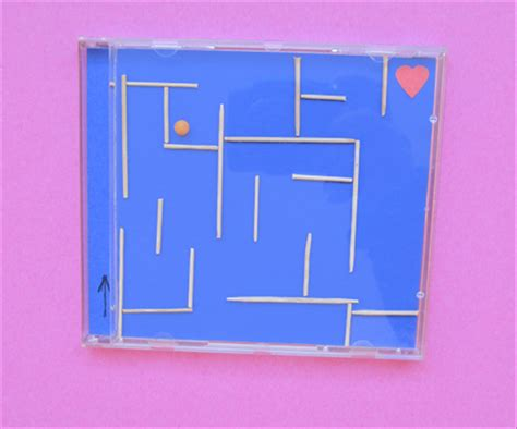 How To Make A Maze On Paper - how to make a maze from an cd