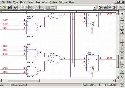 pcb layout design in orcad cadx design orcad