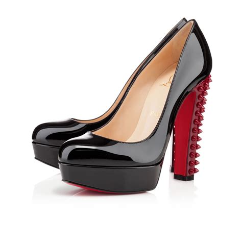 high heels on sale cheap 2018 christian louboutin bottom taclou 14cm high heels