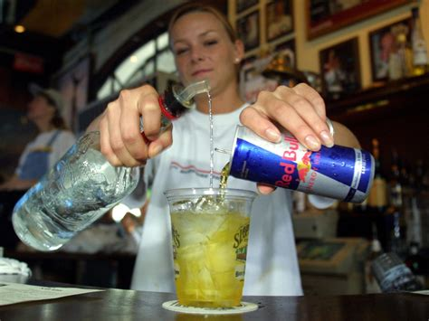 y are energy drinks bad for you mixing and energy drinks can make nights out more