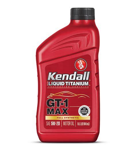 Oli Kendall 5w30 kendall