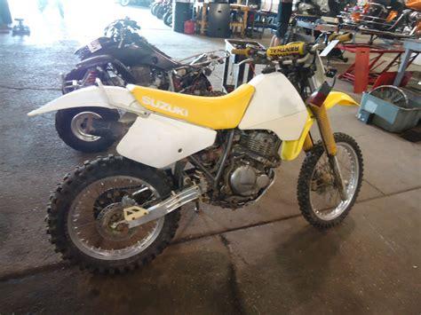 Suzuki Dr350 Review 94 Suzuki Dr350 Dr 350 Cylinder Pistons Ebay