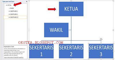cara membuat gambar struktur organisasi cara membuat struktur organisasi 3d di ms word comet share