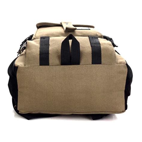 Tas Ransel Multi tas ransel backpack multi slot khaki jakartanotebook