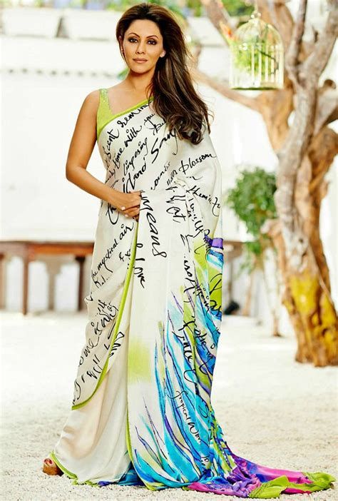 7 Ways To Wear The Heavy Petal Look Without Looking Overdressed by 7 Ways To Wear A Saree Without Losing Your Weight